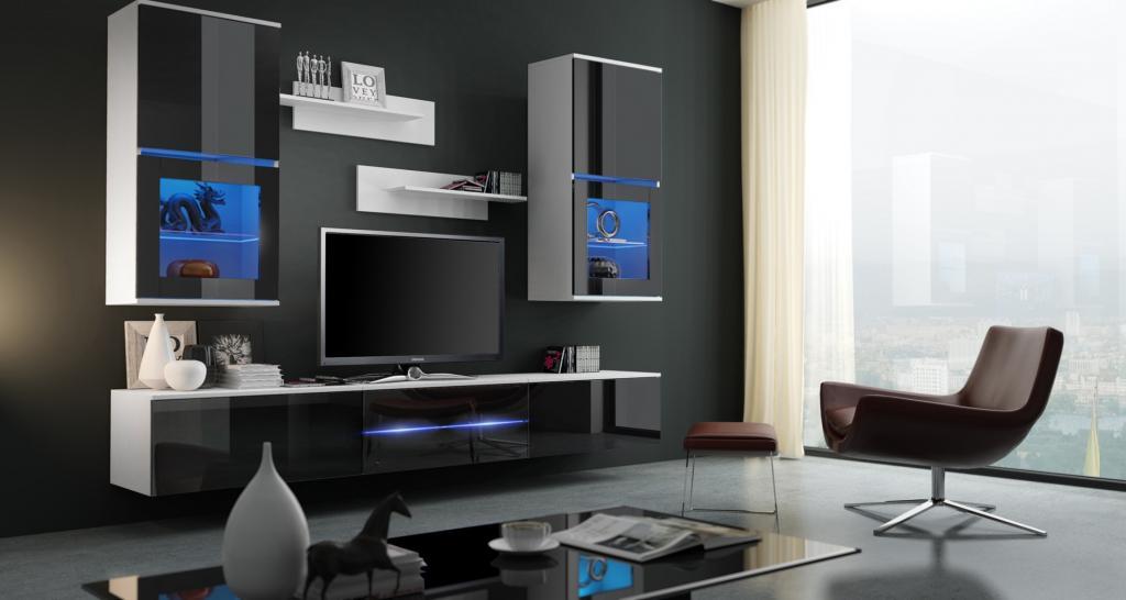 Modern Tv Storage Unit Living Room - Buy Living Room Furniture Product on  Alibaba.com