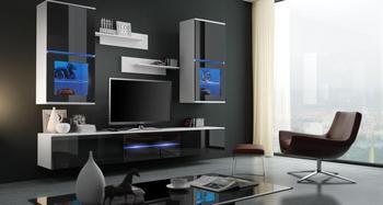 modern tv storage unit living room - buy living room furniture