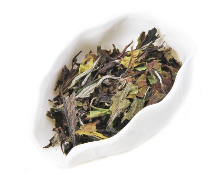 Chinese loose tea White Peony Tea White tea Bai Mu Dan Baimudan - 4uTea   4uTea.com