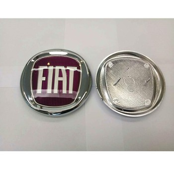 Acrylic Chrome Front Grill Custom Emblem For Car Model