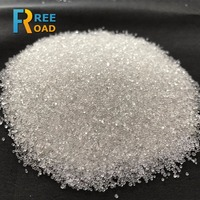 Micro safety glass beads for road marking paint