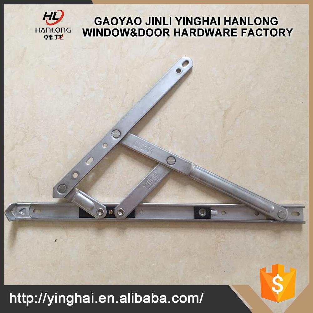 Adjustable Locking Residential Aluminum Hinge Casement ...