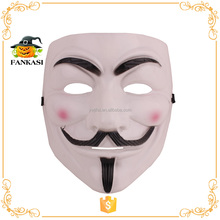 Plastic Carnival V for Vendetta Masquerad Mask Anonymus Party Mask