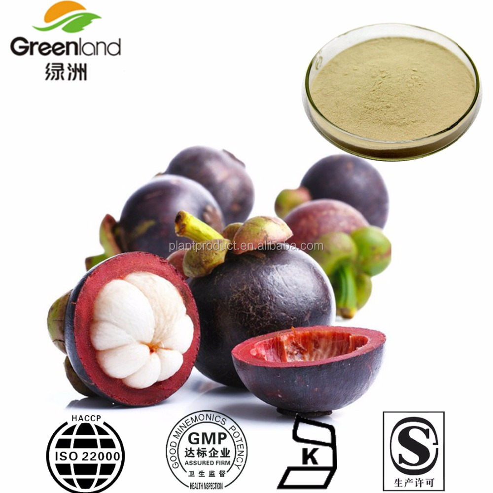 Factory Supply Mangosteen Extract Powder a-mangostin 10%~90%