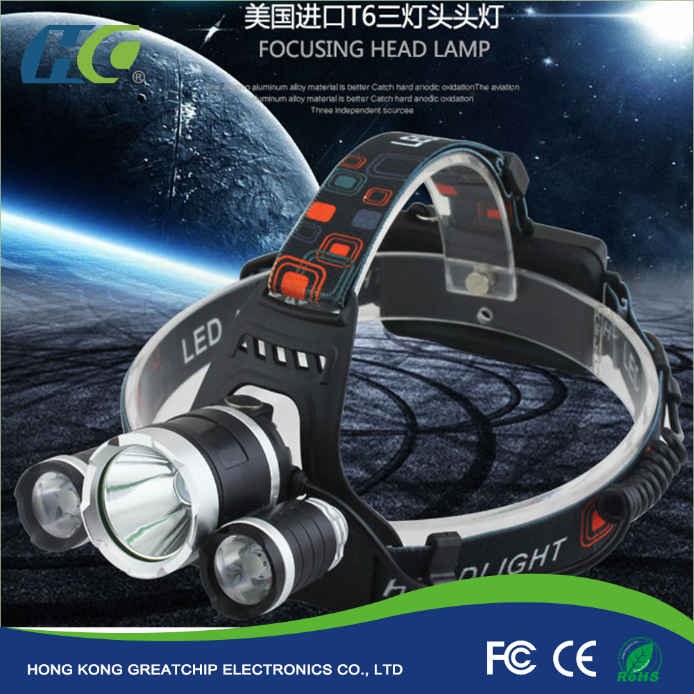 LED Headlamps Type and Camping Usage high power led headlight