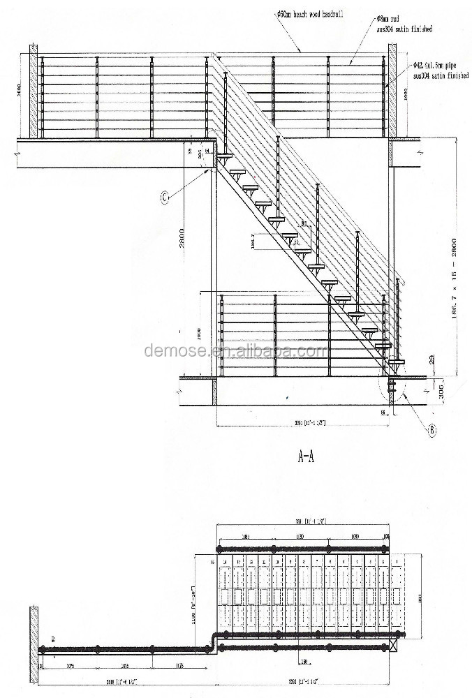 railing tangga stainless steel harga stainless steel. Black Bedroom Furniture Sets. Home Design Ideas