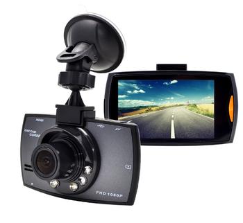 2.7 Inch Lcd Car Camera Cdv-30/30d Car Dvr Dash Cam Full Hd 1080p ...