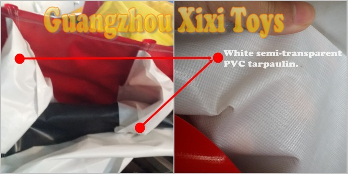 XIXI Ngoài Trời Lớn Màu Hồng Inflatable DẪN Chiếu Sáng Ngọt Ngào Kẹo Lâu Đài Nhảy cho Trẻ Em