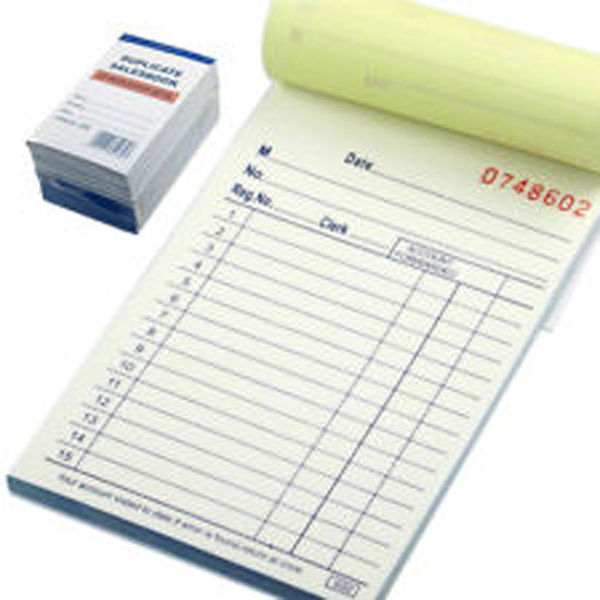 cash receipt book sales and receipt book buy cash receipt book