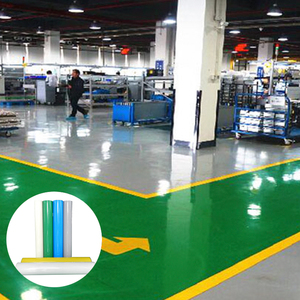 Wholesale Fiberglass Epoxy Resin engineered Industrial Flooring In Rolls