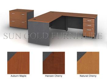 Muebles De Oficina De Esquina De Moda Mesa De Oficina De Gran