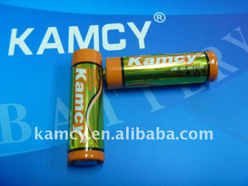 long life, no leakage 1.5v aaa/lr03 alkaline dry battery