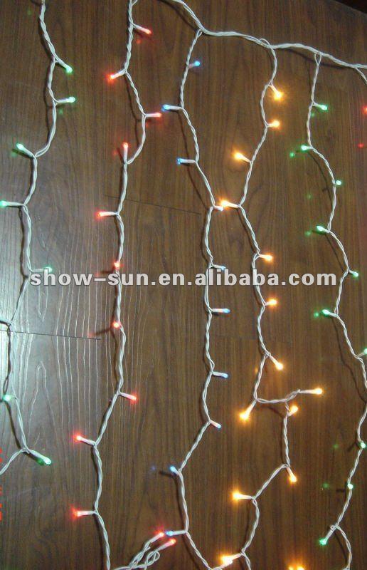 456 Rice Bulb Steady On Curtain Lights Christmas Rice Lights - Buy ...