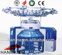 High Speed High Quality Computerized Single Jacquard Knitting Machine
