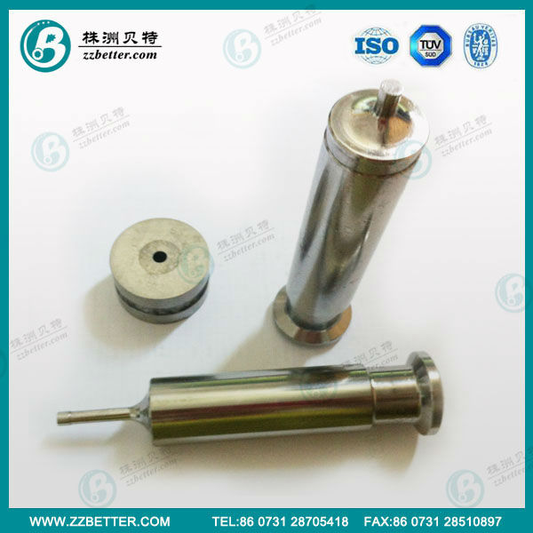 tungsten carbide punch tool