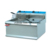 Hot selling solon banana chips fryer machine deep fryer with oil pump french fryer