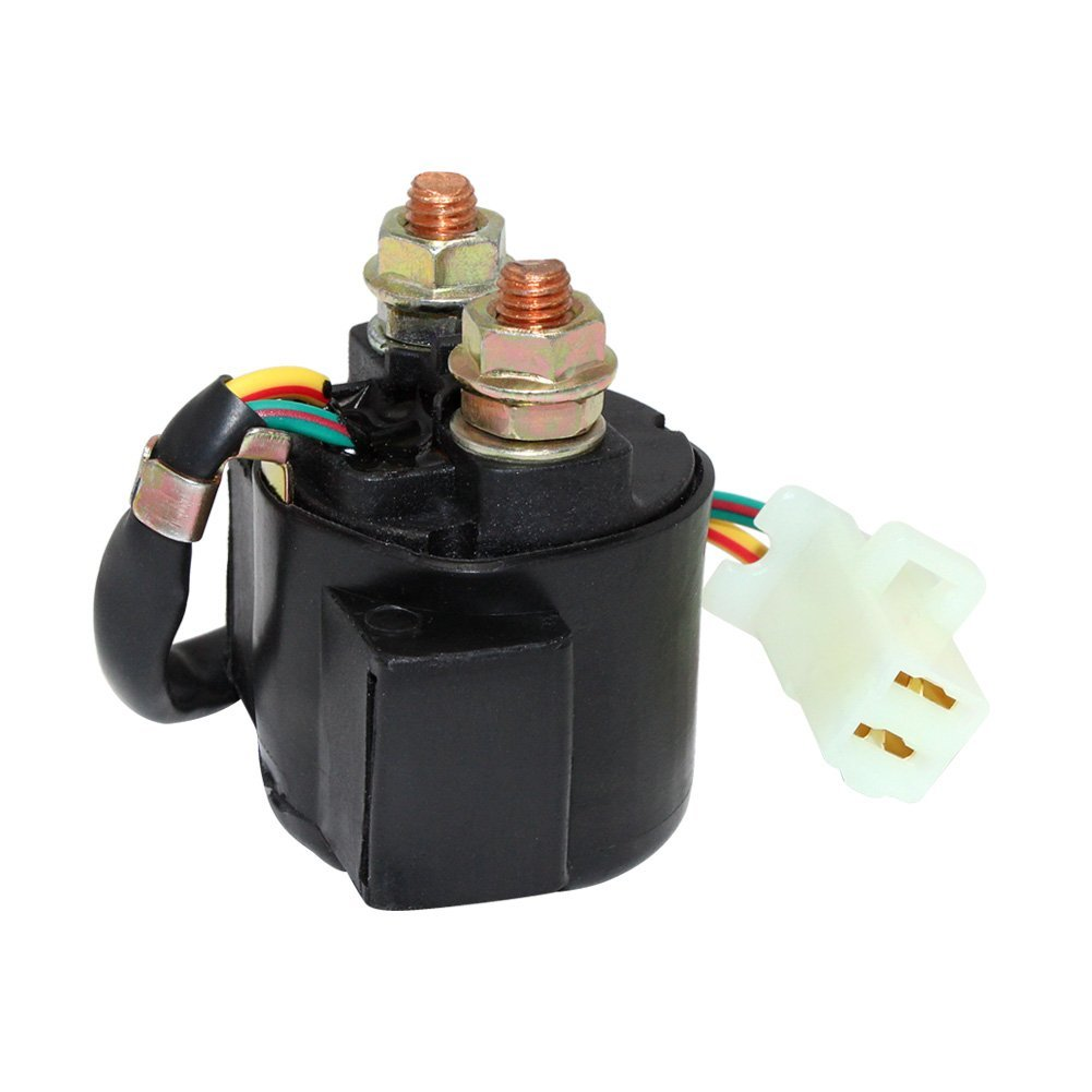 Road Passion Starter Solenoid Relay for HYOSUNG GD250N GD250R GV125 GV250 GV650 GT125 GT250 GT650 GT125R GT250R GT650R