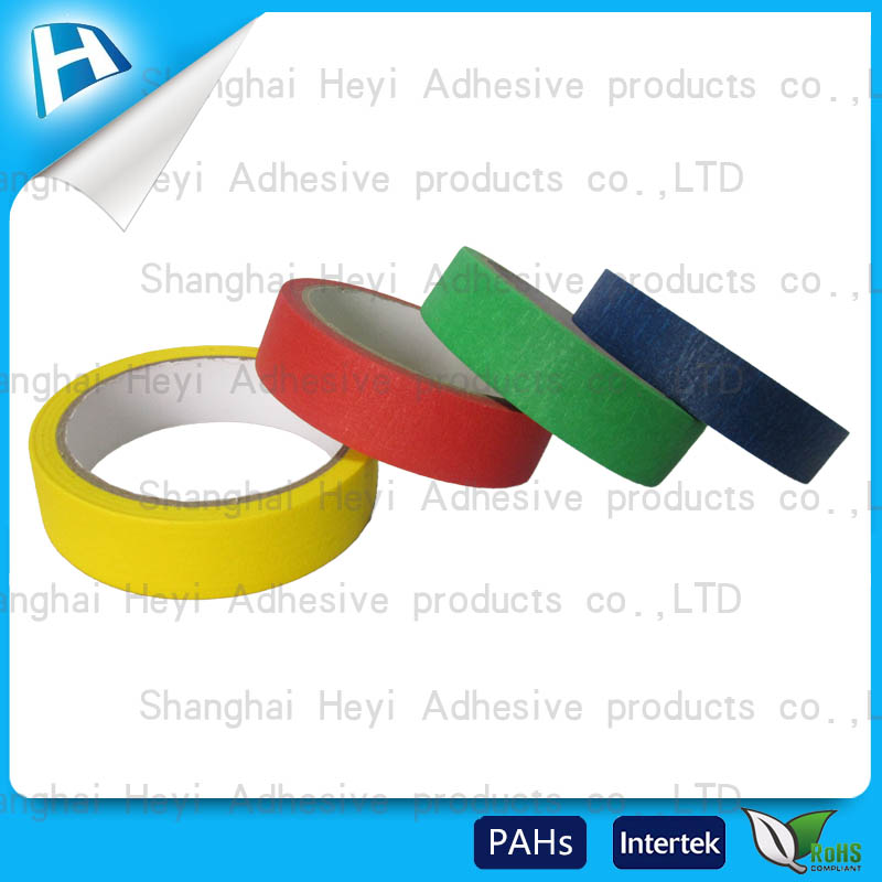 automotive custom masking tape for printed with good service