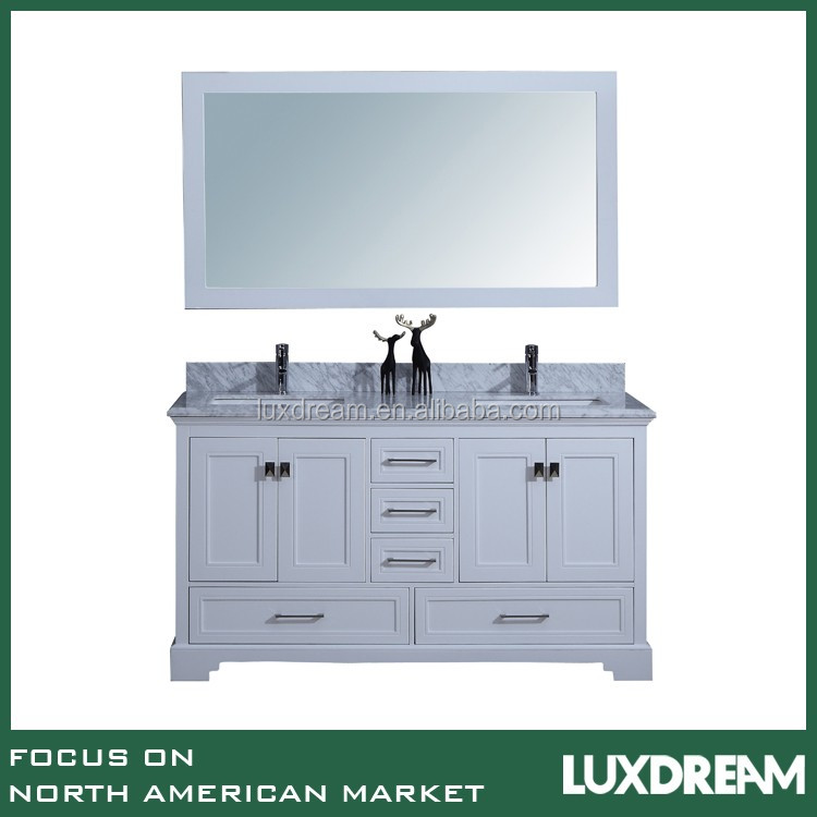 Chinese bathroom vanities factory wholesale for USA