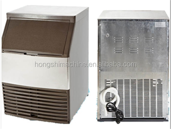 automatic commercial tube ice maker