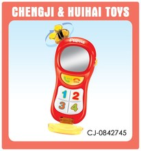 Musical plastic talking telephone toy mobile phone toy