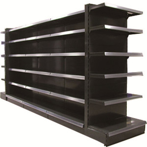 Supermarket Grocery Retail Store Rack Durable Display Shelf Stand System