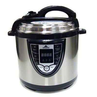 8.5-Quart 6 in 1 Multifunction Electric Pressure Cooker
