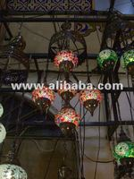 Turkish Ceiling Lamps