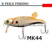 2012hard plastic fishing lure