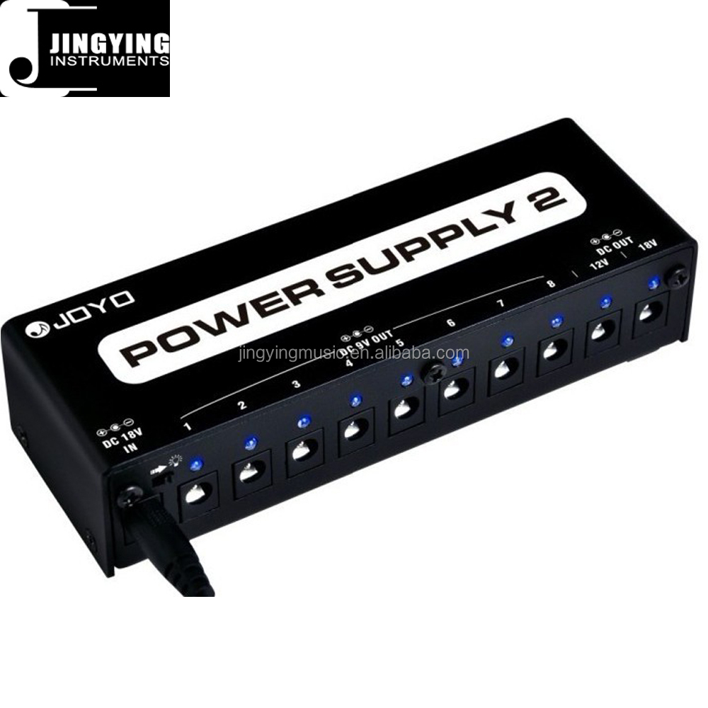 Wholesale Factory Direct Sale Professional Best Selling Guitar Effect Pedal POWER SUPPLY 2
