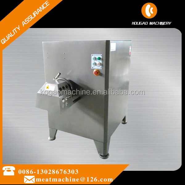Ce Approval Professional Large Electric Industrial Meat Grinder Machine 008613028676303