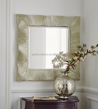 Accent deco mirror beauty salon wall mirrors buy for Big salon mirrors