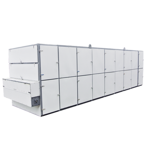 wholesale price industrial mesh belt alfalfa dehydrator /drying machine