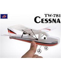 2CH Mini EPP Cessna Indoor plane V781 RC Nano Airplane RTF toys & hobbies