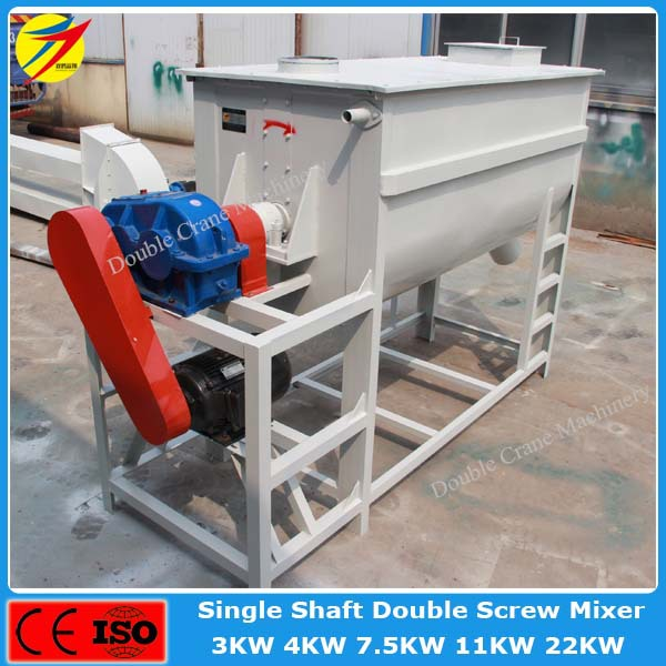 Professional Design Electric Horizontal Mixer Machine For Poultry Livestock  Feed - Buy Electric Mixer,Horizontal Feed Mixer,Mixer For Livestock Feed