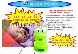 Audio Baby Cry Detector