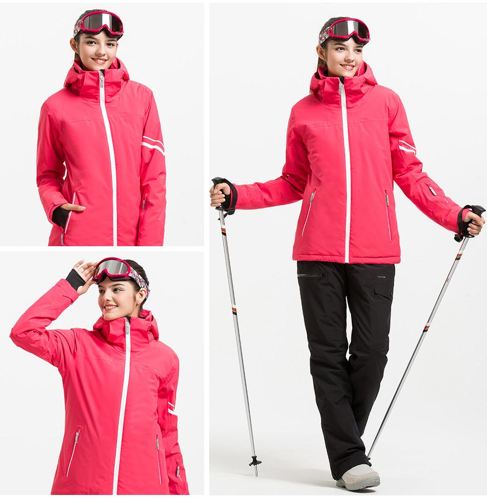 Detail Feedback Questions about VECTOR Brand Ski Jackets Men Women ... 11e2404ea