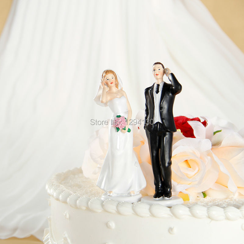 Online Get Cheap Funny Wedding Cake Toppers -Aliexpress