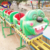 theme park used amusement rides children small roller coaster