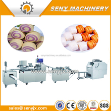 Automatic Stainless Steel Steamed Stuffed Bun Making Machine