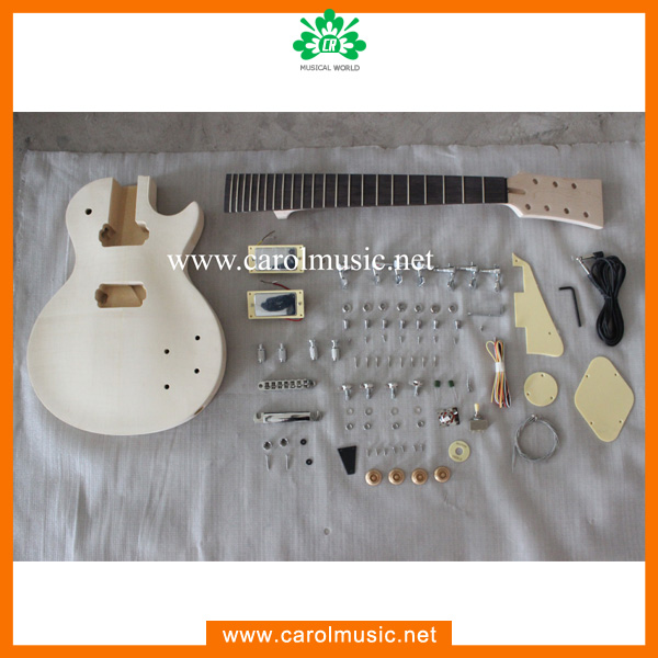 guitare 7 cordes en kit