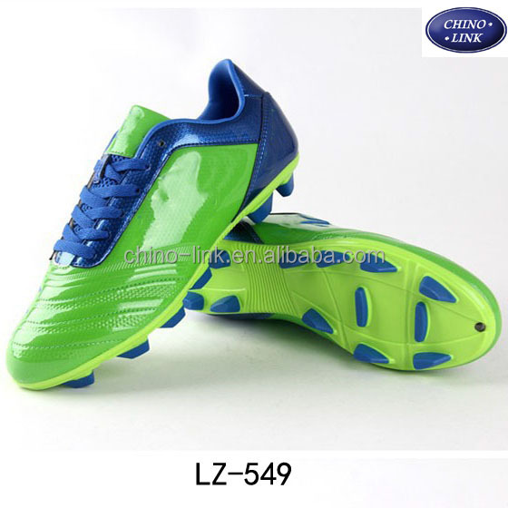 Original professinal brand men soccer shoes for sale