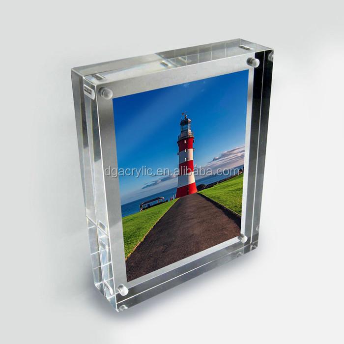 5x7 frameless acrylic photo frame 5x7 frameless acrylic photo frame suppliers and at alibabacom