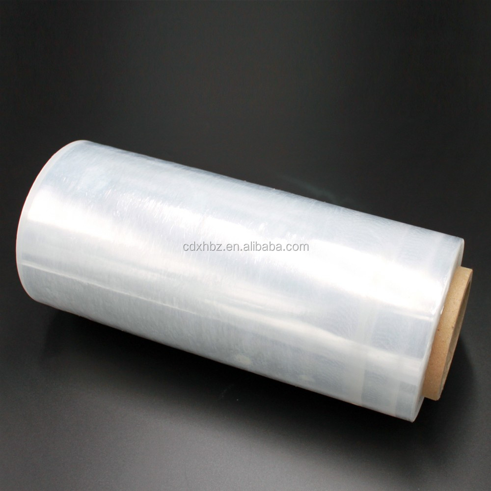 pallet shrink wrap polyethylene transparent stretch film 67/70/75/80gauge