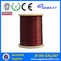 Useful electrical products Round ECCA Wire aluminium binding wire pigtail wiring aluminum to copper for Electronic Equipments