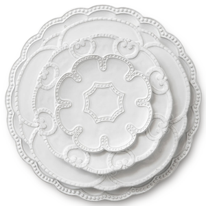 White tableware set dishes on sale dubai dinnerware