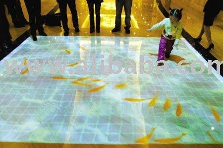 interactive floor 3d projector, interactive floor 3d projector