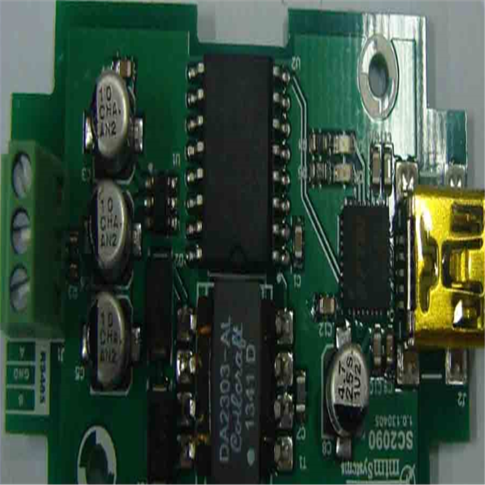 Hot Sale Smt Assembly Printed Circuit Boardcustom 94vo Pcb Board Boardpcb Manufacturer In China Buy