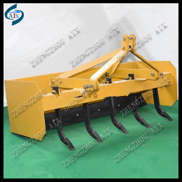 High quality agricultural tractor land leveling machine
