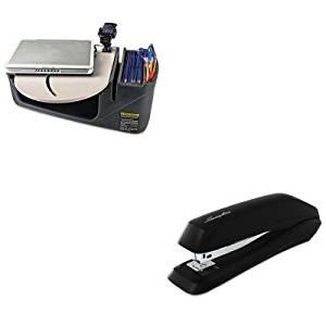 KITAUE39000SWI54501 - Value Kit - Autoexec Inc Car Desk with Laptop Mount (AUE39000) and Swingline Standard Strip Desk Stapler (SWI54501)